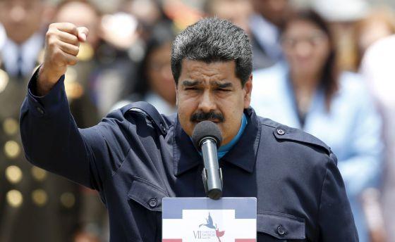 """Maduro: """"É tempo de fazer história, é tempo de paz"""""""