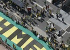 Brazilians hold second anti-government demonstration in a month