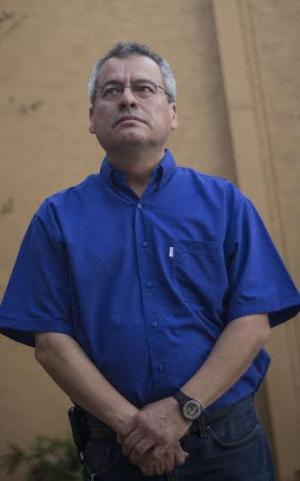 Enrique Juárez Torres, director editorial de 'El Mañana de Matamoros'.