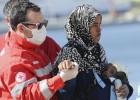 Un barco se hunde en aguas libias con 700 inmigrantes a bordo