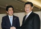 Los líderes de China y Japón se ven por segunda vez en seis meses