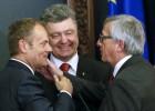 La UE evita prometer la integración de Ucrania en el club comunitario