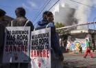 Un incendio para borrar las huellas de la explotación en Buenos Aires