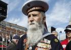 Rússia comemora vitória sobre os nazistas com grande desfile militar