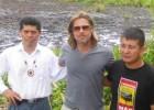 Equador contra Brad Pitt