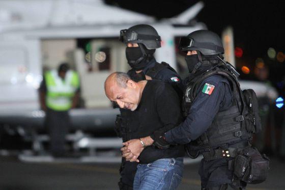 El narcoterror en México reactiva las extradiciones de grandes capos