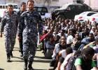 La UE lanzará en junio su misión militar contra las mafias en Libia