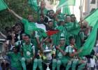 El conflicto palestino llega al fútbol