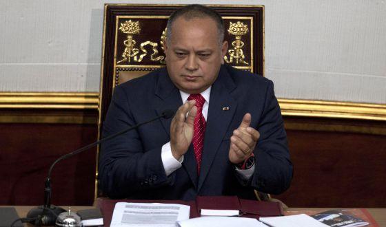 Estados Unidos investiga a Diosdado Cabello por narcotráfico