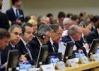 El secretario general de la OTAN exige a Rusia la retirada de Ucrania