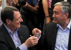 Los dos líderes chipriotas dan un nuevo impulso a la negociación