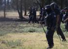 Al menos 42 policías dispararon contra los sicarios del Cartel Jalisco