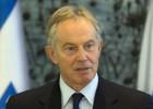 Tony Blair dimite como enviado del Cuarteto para Oriente Próximo