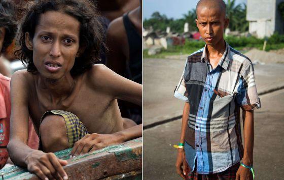El sudeste asiático acuerda agilizar el rescate de los refugiados rohingya