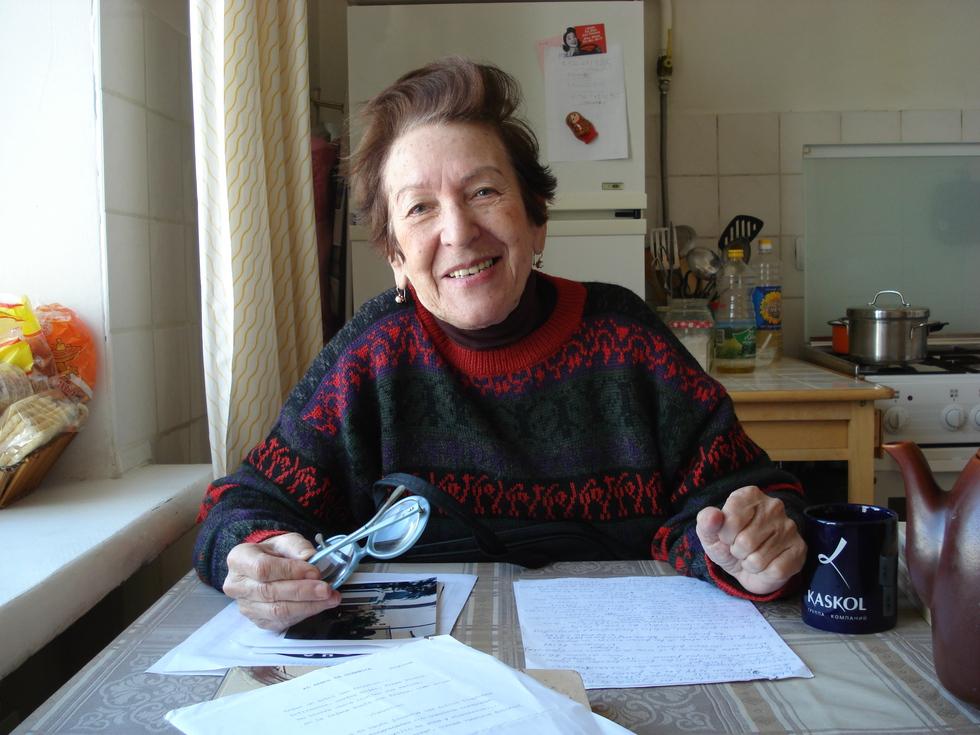 Una deuda con Josefina Iturrarán