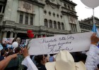 Waves of protests rock Guatemalan and Honduran governments