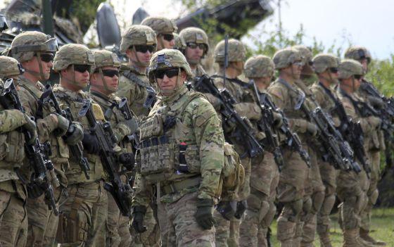 EUA planejam presença militar inédita desde 1989 no Leste Europeu