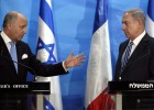 Netanyahu descarta el plan francés de acuerdo de paz con los palestinos