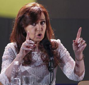 Presidenta Cristina Fernández afirma que el índice de pobreza es menos del 5%