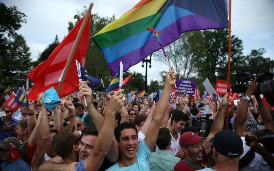 Estados Unidos: Tribunal Supremo legaliza el matrimonio homosexual