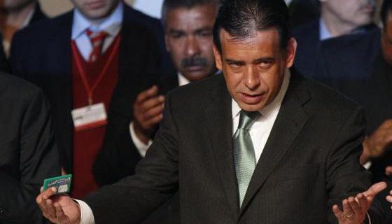 El político mexicano Humberto Moreira