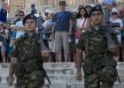 Tsipras no se atreve a meter la tijera en Defensa