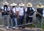 El gobernador de Michoacán busca apoyos para pacificar el Estado