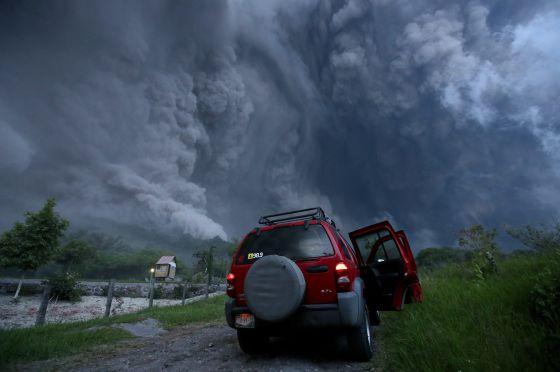 Volcán de Colima, imágenes