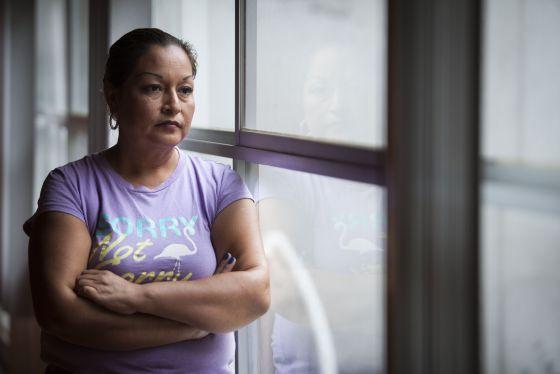 Clara Gómez, testigo de la matanza de Tlatlaya