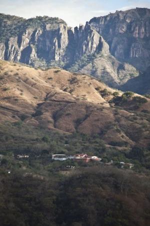 La sierra de Sinaloa, cuna del cartel.