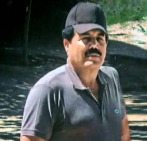 """Ismael """"El Mayo"""" Zambada."""