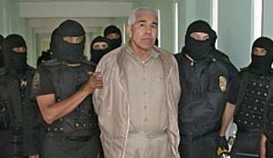 Caro Quintero in 2005.