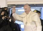 El Papa pide ayuda a las grandes ciudades frente al cambio climático