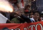 Una huelga en Potosí deja a unos 100 turistas aislados