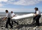 Francia estudiará si el alerón hallado en el Índico es del MH370