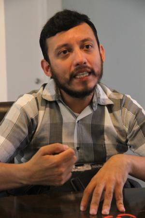 El fotoperiodista asesinado Rubén Espinosa.