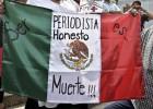 El periodismo mexicano huye de las agresiones