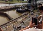 Consorcio y obreros suspenden la huelga del Canal de Panamá