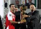 El fútbol alienta la reunificación palestina pese a la división política