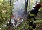 Un accidente aéreo causa al menos siete muertos en Eslovaquia