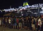 Grecia ha recibido en julio más inmigrantes que en todo 2014