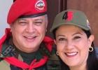 Acoso público contra la esposa del 'número dos' del chavismo