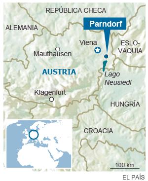 Al menos 70 inmigrantes mueren asfixiados en un camión en Austria