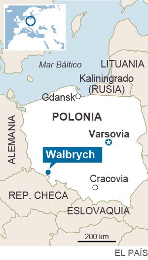 Polonia se acerca a la solución del enigma del tren nazi cargado de oro