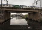 El río de la contaminación