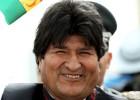 Evo Morales inicia la carrera para una nueva reelección
