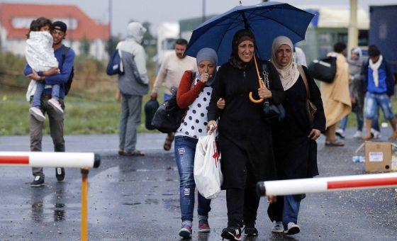 Alemanha espera receber de 5.000 a 10.000 refugiados neste sábado