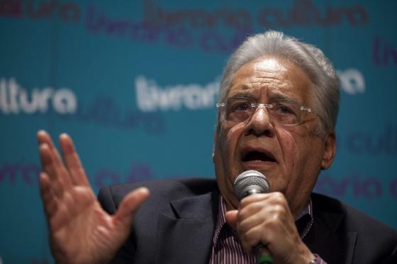 El expresidente de Brasil presenta su libro 'La Miseria de la Política'