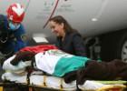 Llegan a México los supervivientes de la matanza de Egipto