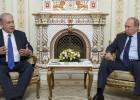 Netanyahu pacta con Putin prevenir enfrentamientos en Siria